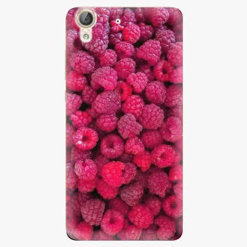 Plastový kryt iSaprio - Raspberry - Huawei Y6 II