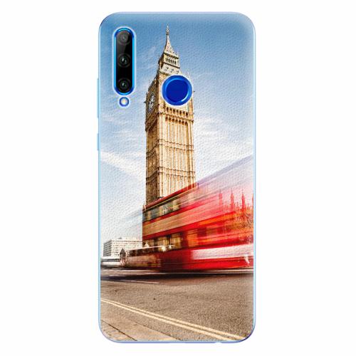 Silikonové pouzdro iSaprio - London 01 - Huawei Honor 20 Lite