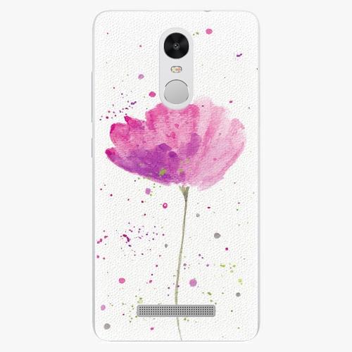 Plastový kryt iSaprio - Poppies - Xiaomi Redmi Note 3 Pro
