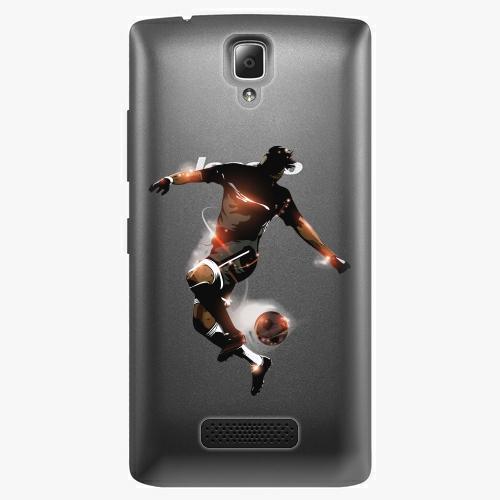 Plastový kryt iSaprio - Fotball 01 - Lenovo A2010