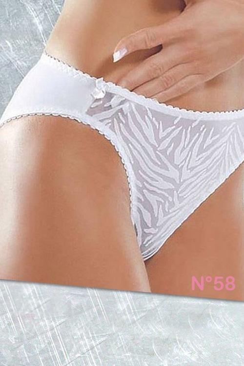 Dámské kalhotky EWANA 58 bílé - S