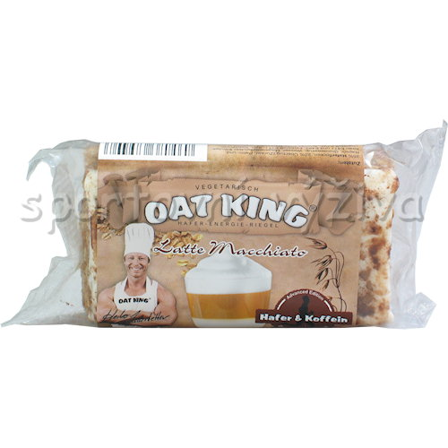 Oat King Energy Bar Coffein 95g-latte-macchiato