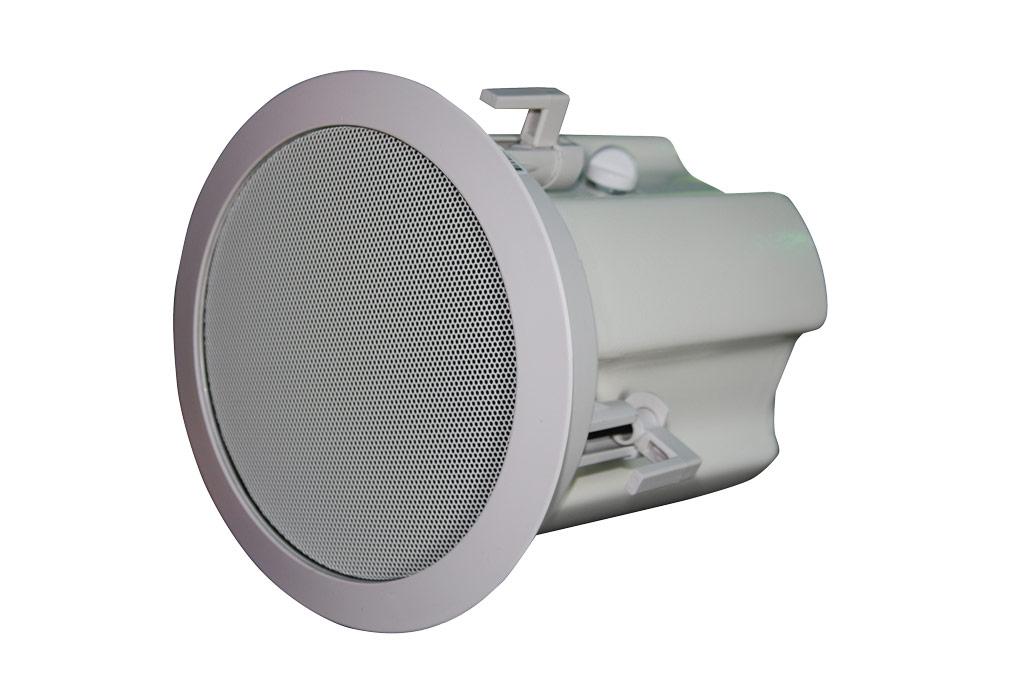 DSPPA Podhledový reproduktor s protipožárním krytem DSP915