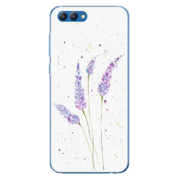 Plastové pouzdro iSaprio - Lavender - Huawei Honor View 10