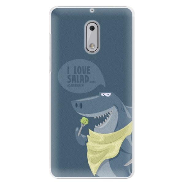 Plastové pouzdro iSaprio - Love Salad - Nokia 6