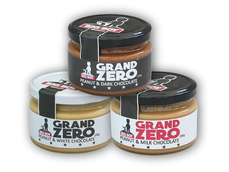 Grand zero arašídový krém
