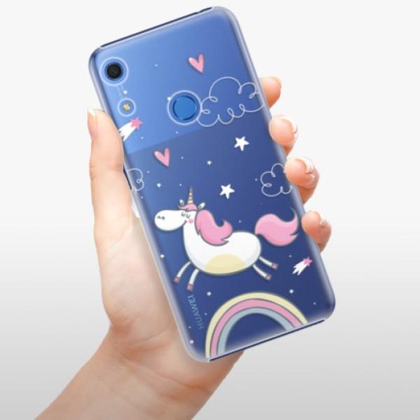 Plastové pouzdro iSaprio - Unicorn 01 - Huawei Y6s