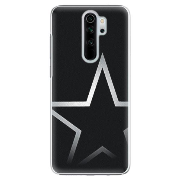 Plastové pouzdro iSaprio - Star - Xiaomi Redmi Note 8 Pro