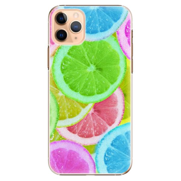 Plastové pouzdro iSaprio - Lemon 02 - iPhone 11 Pro Max