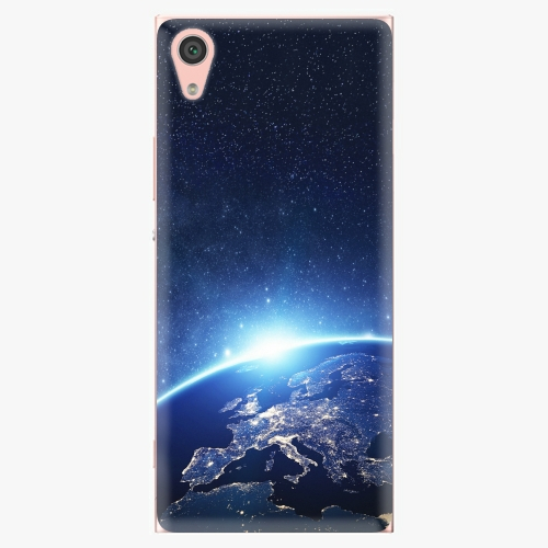 Plastový kryt iSaprio - Earth at Night - Sony Xperia XA1