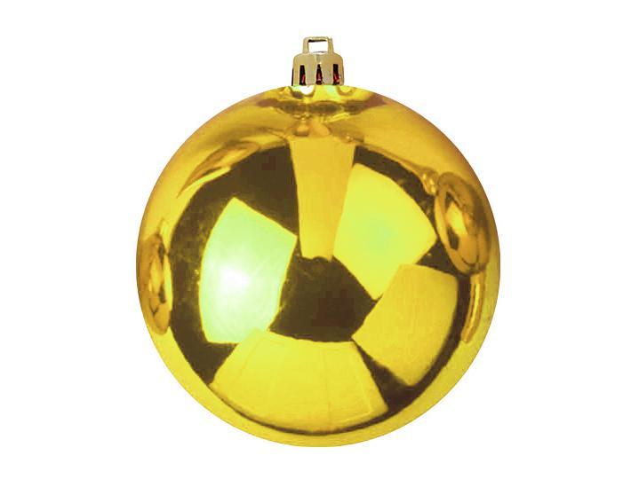 Vánoční dekorační ozdoba, 30 cm, zlatá, 1 ks