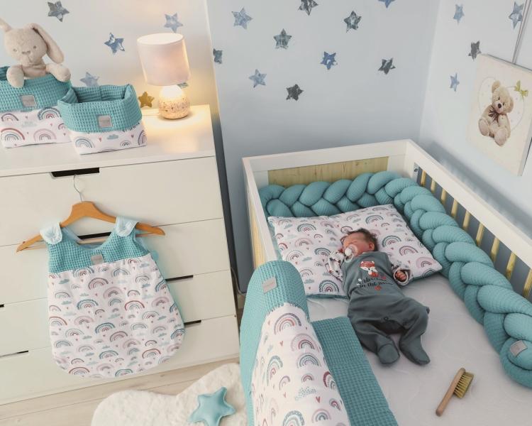 baby-nellys-2-dilna-sada-do-postylky-vafel-bavlna-lux-duha-matova-120x90