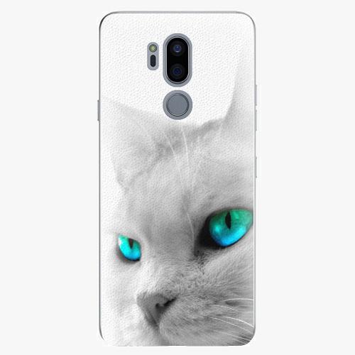 Plastový kryt iSaprio - Cats Eyes - LG G7