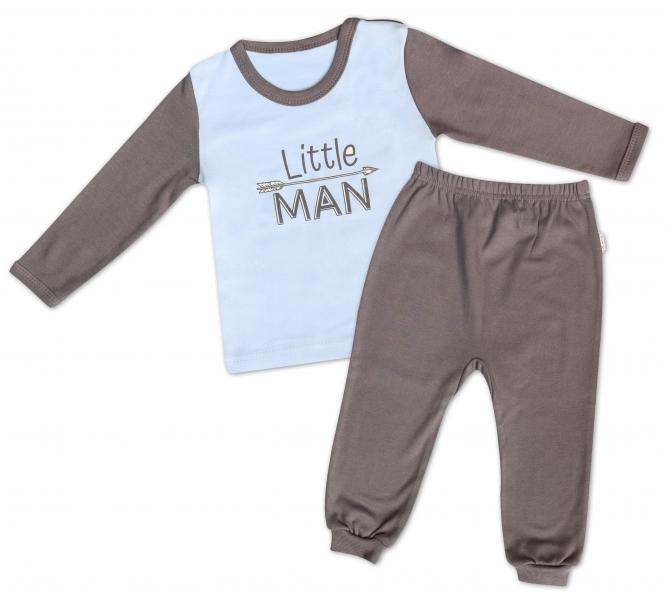 Mamatti Bavlněné pyžamko Little