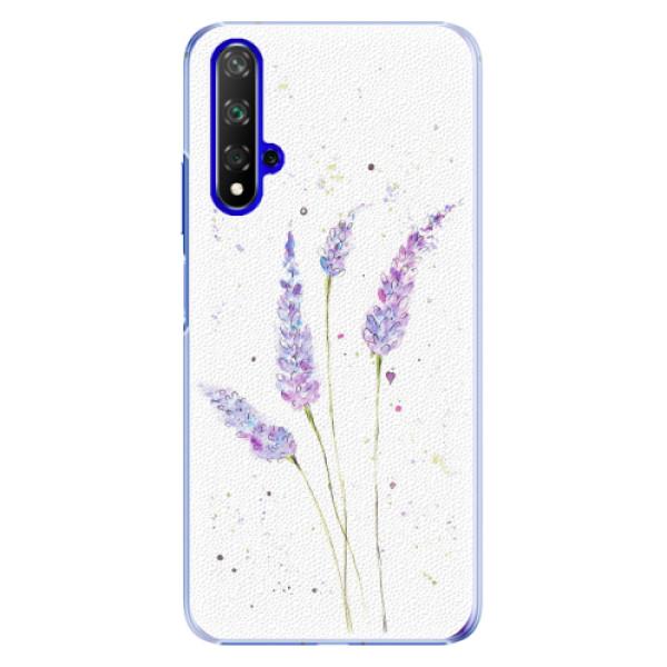 Plastové pouzdro iSaprio - Lavender - Huawei Honor 20