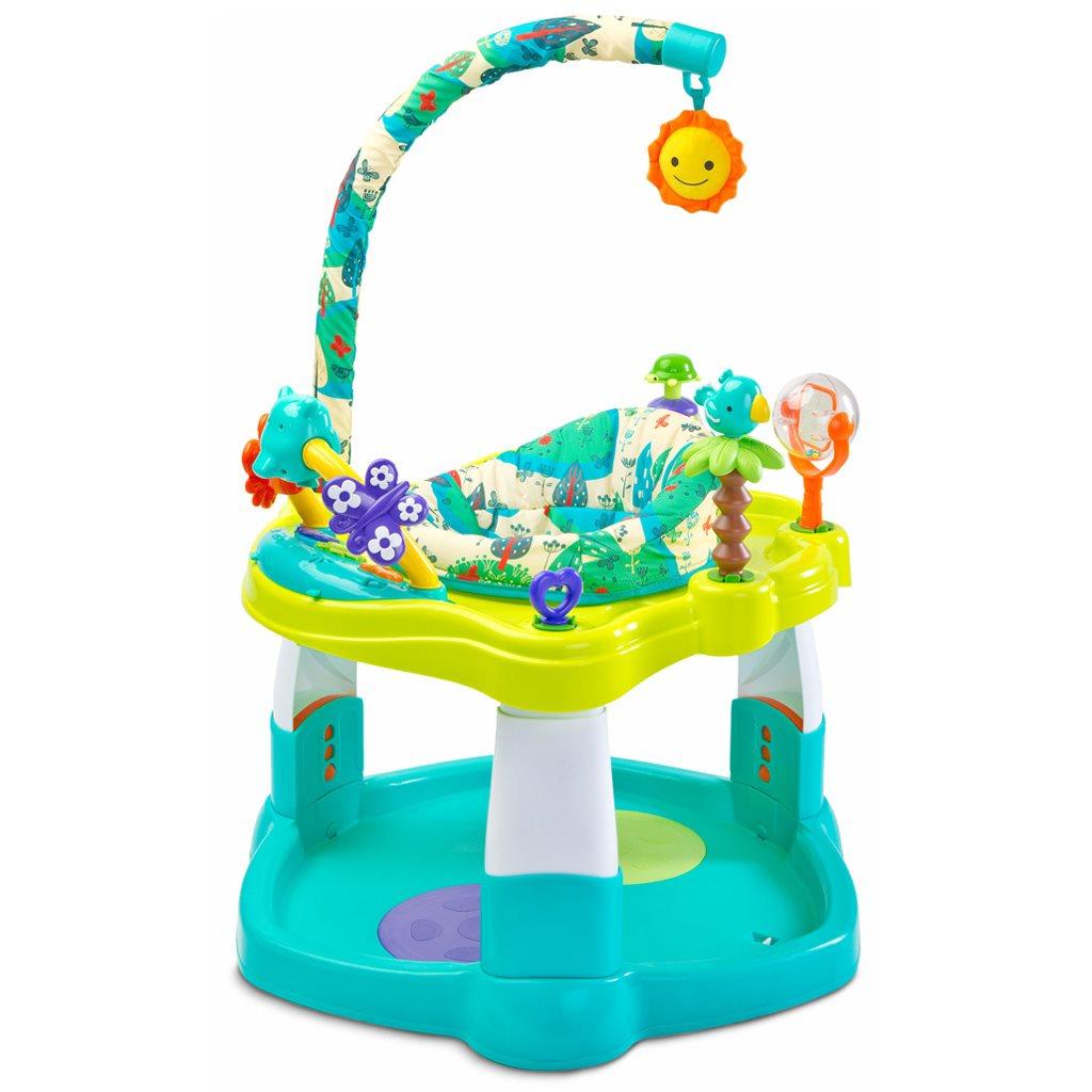 Dětský Interaktivní Stoleček Tropical Toyz - tyrkysová