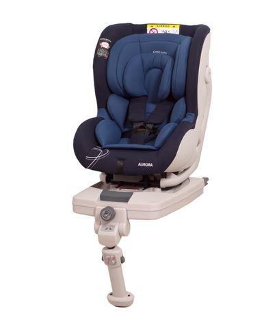 Coto Baby Autosedačka AURORA - 0-18 kg - modrá