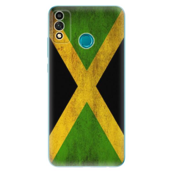Odolné silikonové pouzdro iSaprio - Flag of Jamaica - Honor 9X Lite