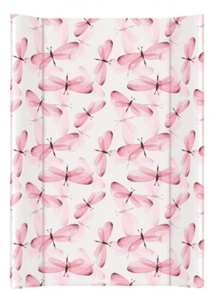 Ceba Baby Přebalovací podložka Flora & Flora, Vážka - tvrdá, 50x70 cm