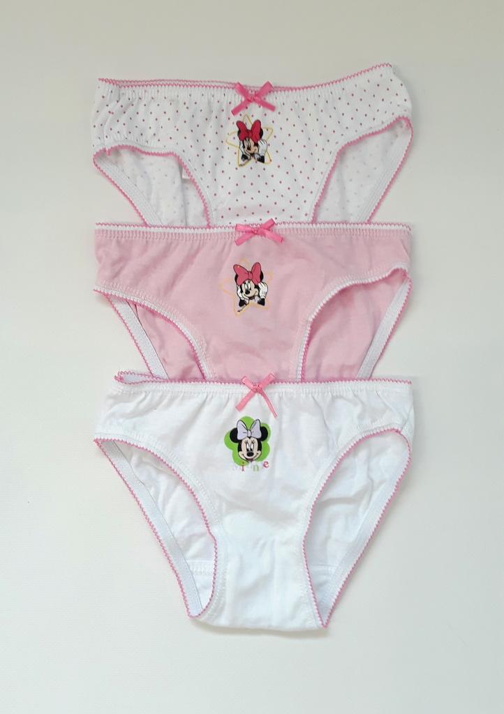 Dívčí kalhotky Disney WD29057 3PACK