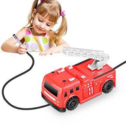 Magické autíčko - hasiči
