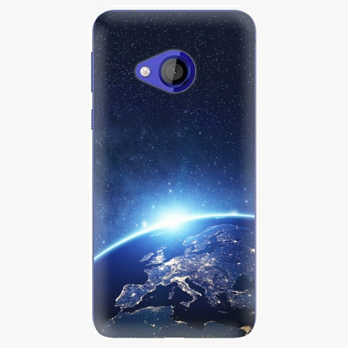 Plastový kryt iSaprio - Earth at Night - HTC U Play