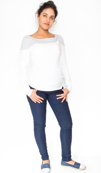 be-maamaa-tehotenske-kalhoty-jeans-rosa-granatove-vel-m-m-38
