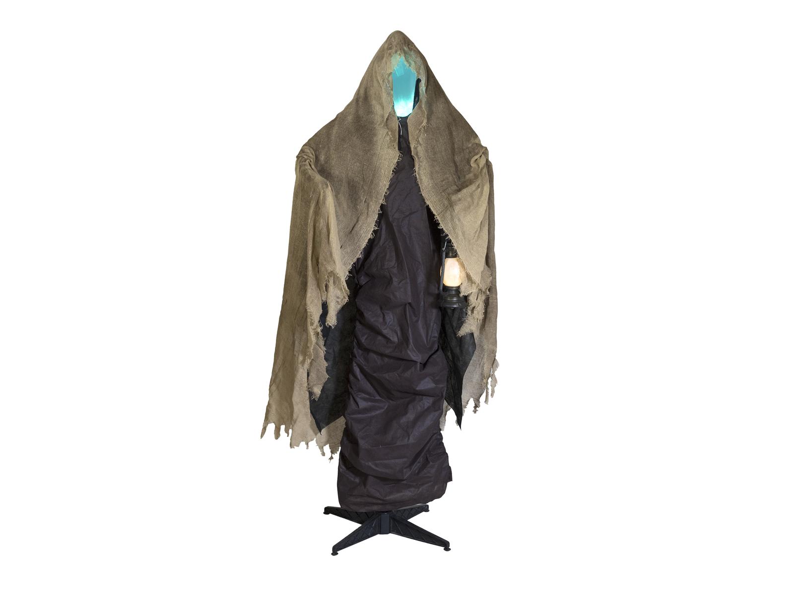 Halloween smrťák bez tváře, 175 cm