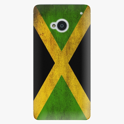 Plastový kryt iSaprio - Flag of Jamaica - HTC One M7