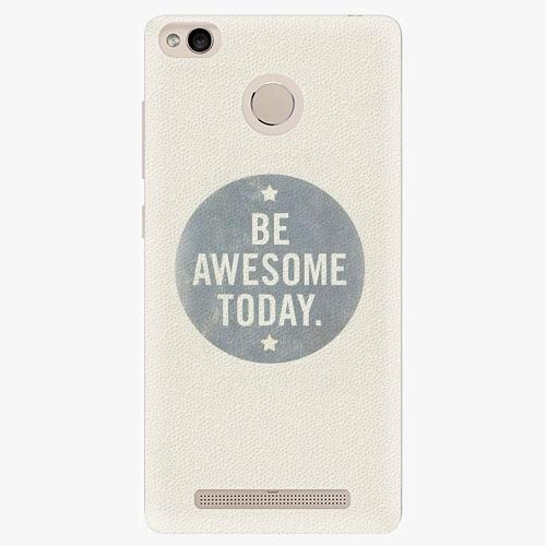 Plastový kryt iSaprio - Awesome 02 - Xiaomi Redmi 3S