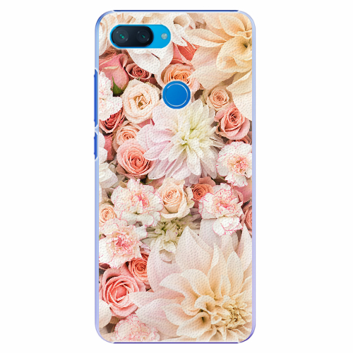 Plastový kryt iSaprio - Flower Pattern 06 - Xiaomi Mi 8 Lite