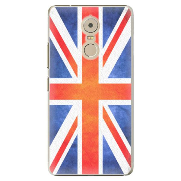 Plastové pouzdro iSaprio - UK Flag - Lenovo K6 Note
