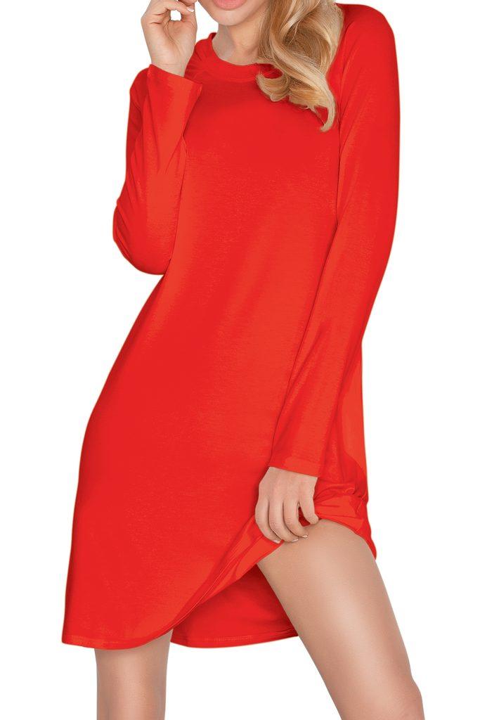 Dámská košilka Delfina red