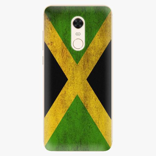 Plastový kryt iSaprio - Flag of Jamaica - Xiaomi Redmi 5 Plus