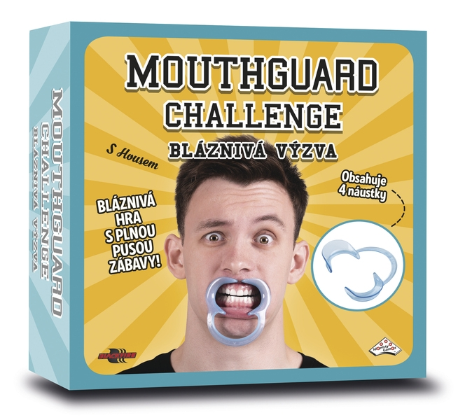 Hra Mouthguard Challenge - Bláznivá výzva