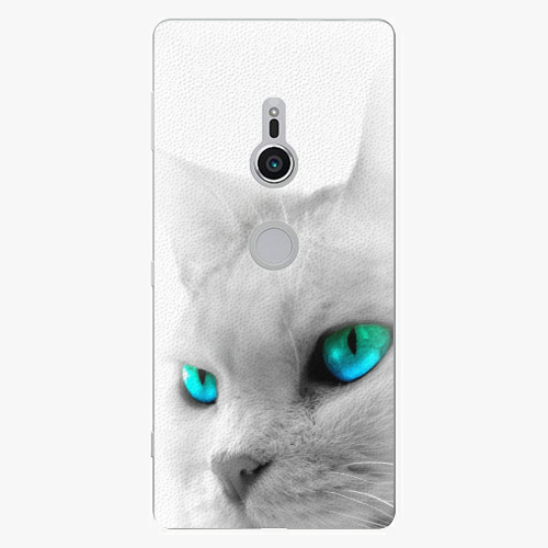 Plastový kryt iSaprio - Cats Eyes - Sony Xperia XZ2