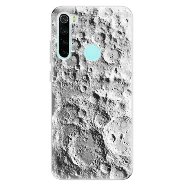 Odolné silikonové pouzdro iSaprio - Moon Surface - Xiaomi Redmi Note 8