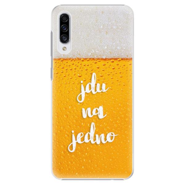 Plastové pouzdro iSaprio - Jdu na jedno - Samsung Galaxy A30s