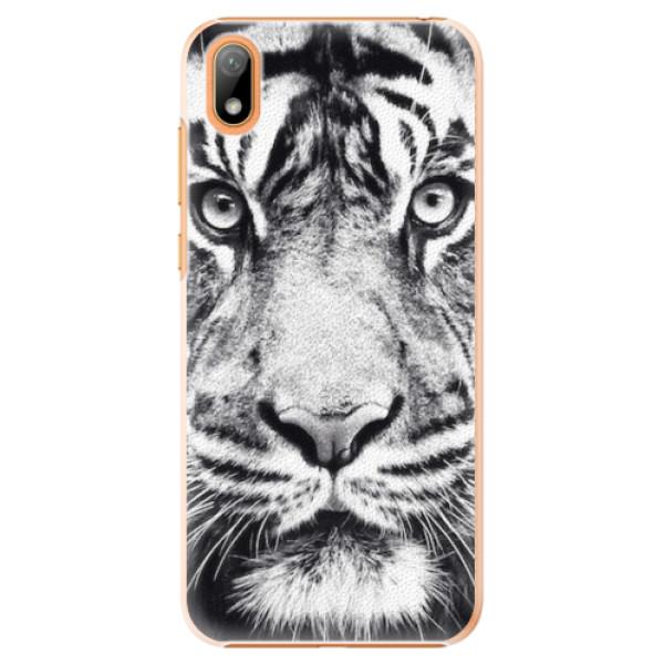 Plastové pouzdro iSaprio - Tiger Face - Huawei Y5 2019