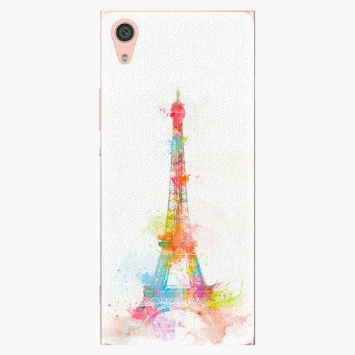 Plastový kryt iSaprio - Eiffel Tower - Sony Xperia XA1