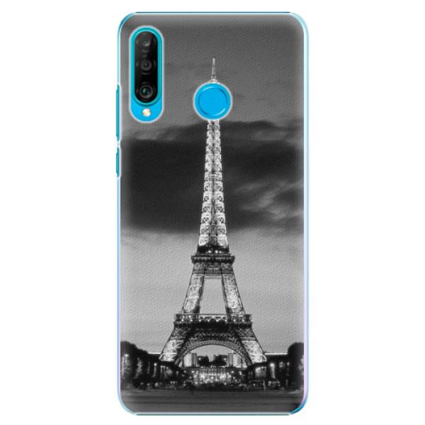Plastové pouzdro iSaprio - Midnight in Paris - Huawei P30 Lite