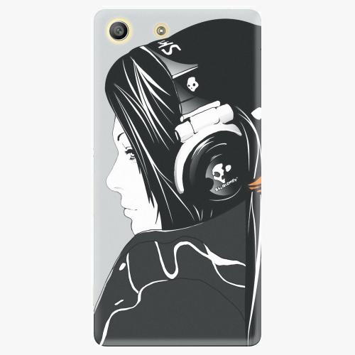 Plastový kryt iSaprio - Headphones - Sony Xperia M5