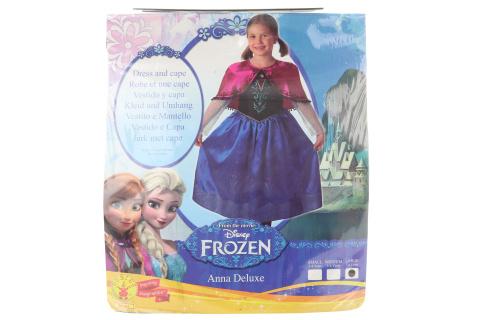 Kostým Princezny Anna 7 - 8 let