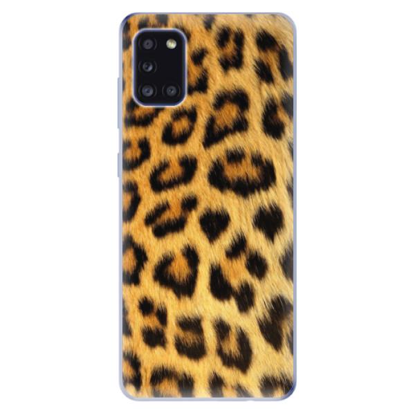 Odolné silikonové pouzdro iSaprio - Jaguar Skin - Samsung Galaxy A31