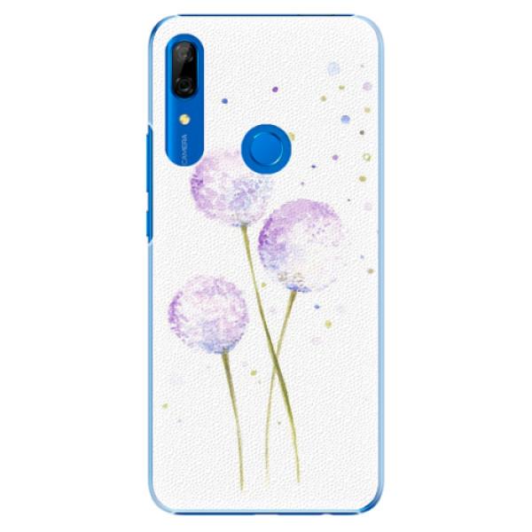 Plastové pouzdro iSaprio - Dandelion - Huawei P Smart Z