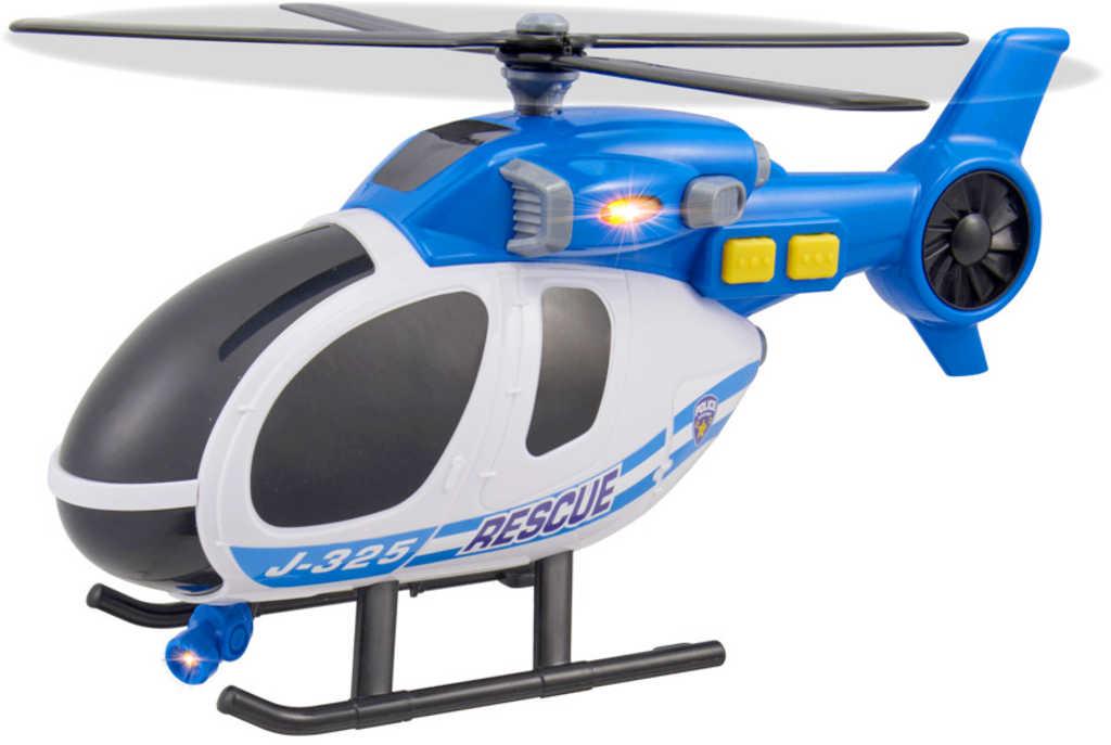 Teamsterz vrtulník policejní 39cm na baterie