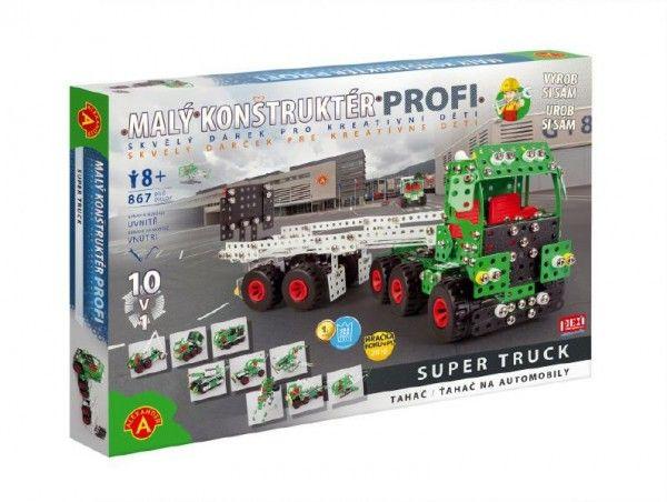 maly-konstrukter-profi-super-truck-tahac-kov-867ks-stavebnice-v-krabici-50x35x5cm