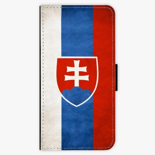 Flipové pouzdro iSaprio - Slovakia Flag - iPhone 6 Plus/6S Plus