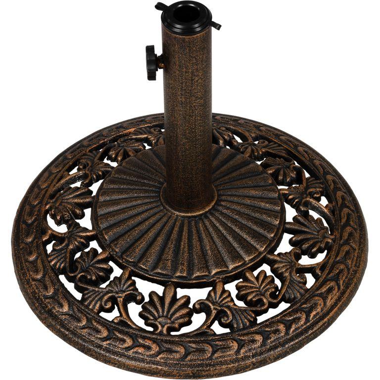 stojan-na-slunecniky-10-5-kg-bronz