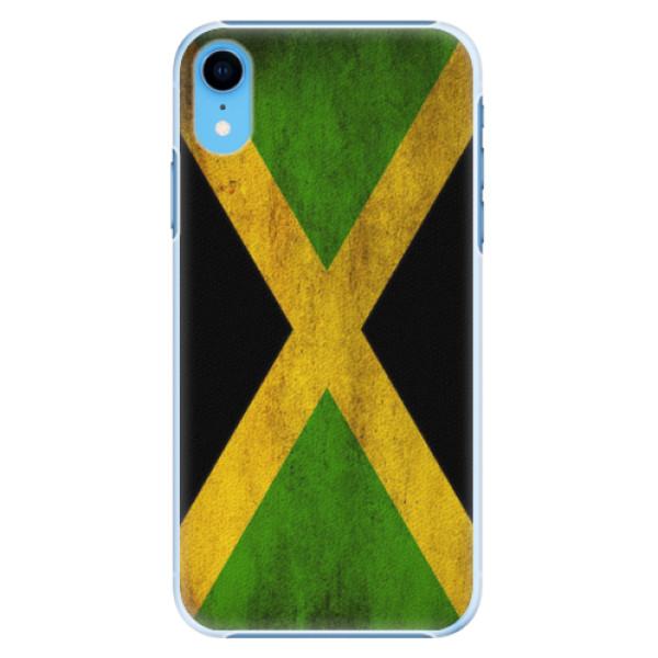 Plastové pouzdro iSaprio - Flag of Jamaica - iPhone XR